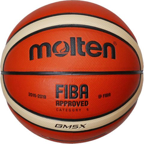 Molten Basketball GM5X - FIBA Approved